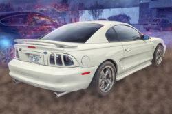Mustang SVT Cobra (Cars & Coffee of Hendersonville NC)