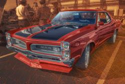 Pontiac GTO (Cars & Coffee of the Upstate)