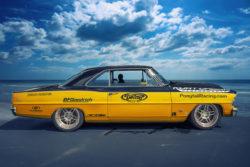 Chevy Nova SS Kurt Urban Performance (Cars & Coffee of the Upst