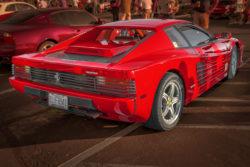 Ferrari Testarossa (Cars & Coffee Of The Upstate)